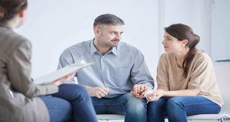 نتایج مشاوره زوج درمانی در کلینیک روانشناسی باران